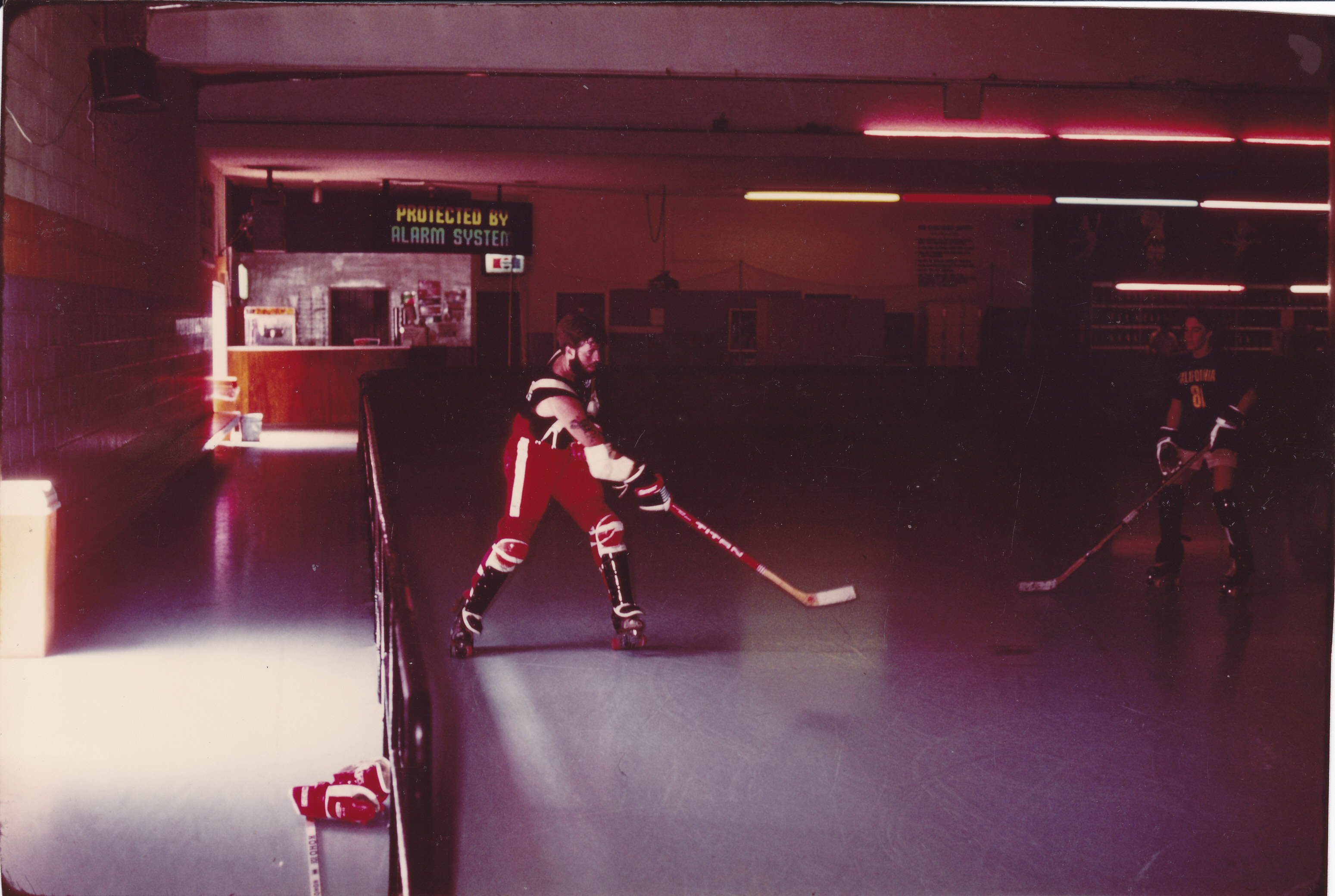 Roller skating rink kendall park nj - This Is The First Rink Where The Hosers Practiced The Tri City Roller Rink In